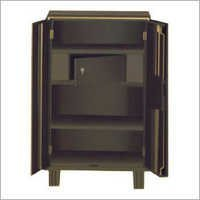 Steel Minor Cupboard with Locker