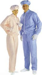Anti Static ESD Clean Room Body Suits
