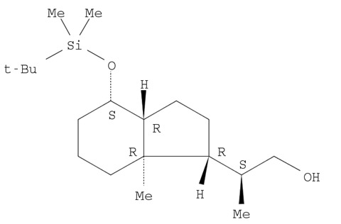 (1R,3aR,7aR)-1-((S)-1-hydroxypropan-2-yl)-7a-Methy