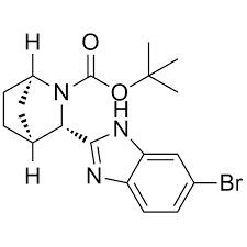 (1R,3S,4S)-3-(6-Bromo-1H-benzimidazol-2-yl)-2-azab