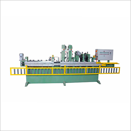 Abrasive Belt Skiving Machine