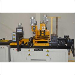 V Notch Transformer Core Cutting Machine