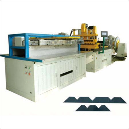 CNC Automatic Transformer Lamination Cutting Line