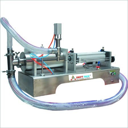 Liquid & Paste Filling Machines