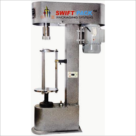 Cap Locking Machine