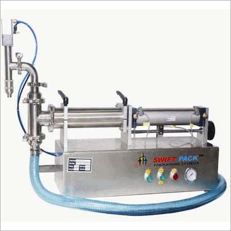 Single Nozzle Liquid Filling Machine