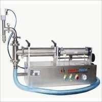 Single Nozzle Liquid Filling Machine