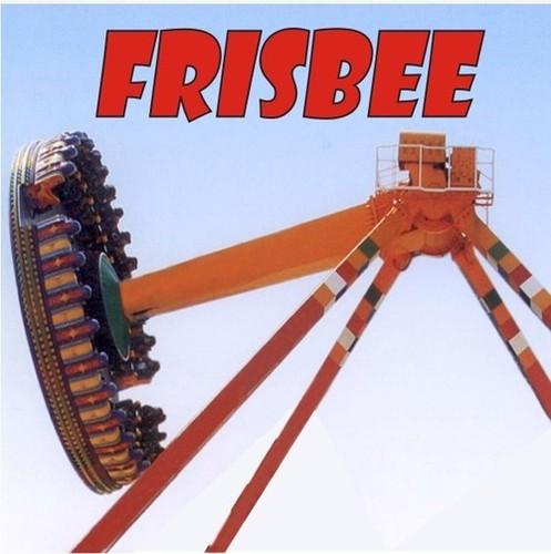 Frisbee Ride