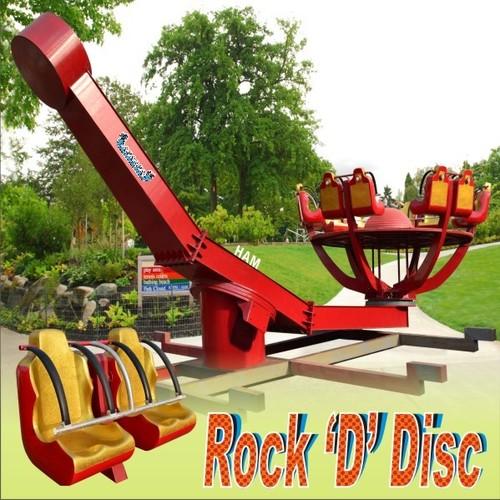 Rock D Disc Ride