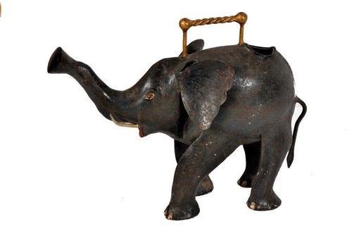 Iron Animal Figure