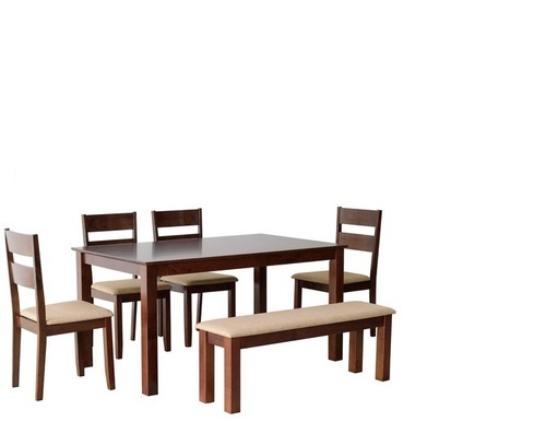 Wooden Dining Set with Dining Table