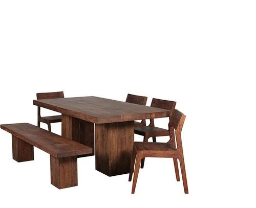 Modern Wooden Dining Set