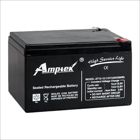 SMF Industrial Battery 12V12AH