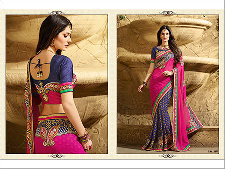 Plain Silk Sarees