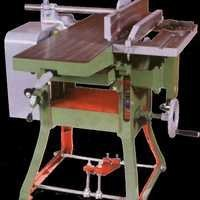 SURFACE CUM THICKNESS WITH CIRCULAR SAW COMBINED 3 IN 1 (OPEN STAND)