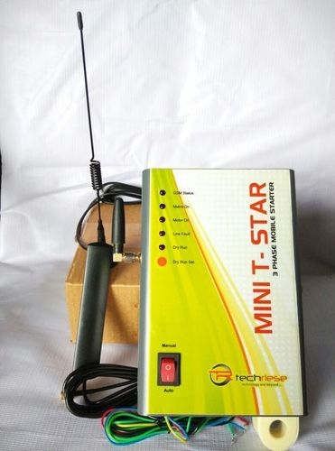 Three Phase Mobile Pump Starter