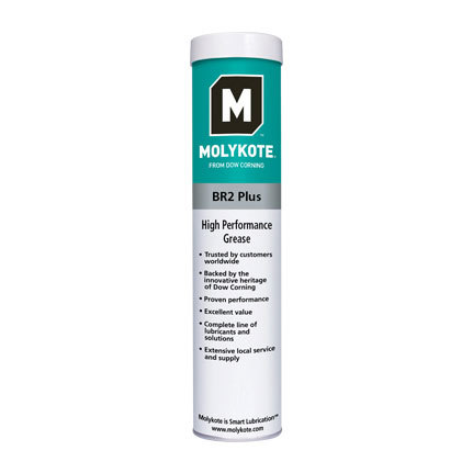 Molykote BR2 plus bearing grease