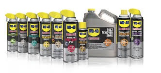 Industrial Lubricants and Sealants