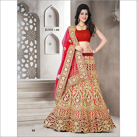 c120278b0c Exporter of Bridal Wear from Surat by M R SAREE EMPORIUM