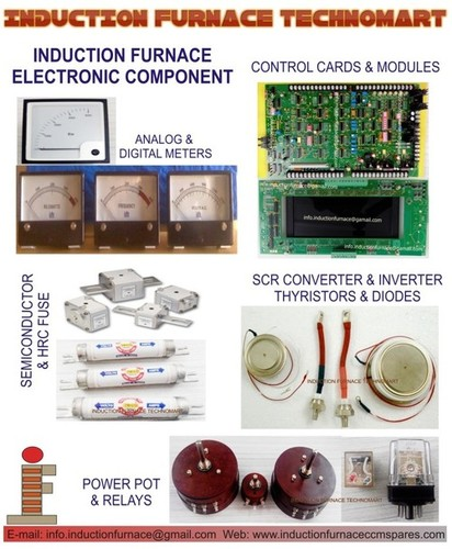 Induction Furnace  Electronic Component