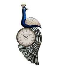 Hand Painted Wall clock