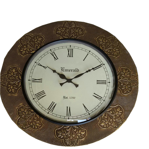 Handicrafted Wall Clock