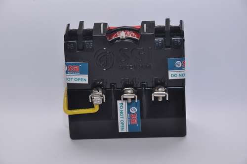 3 Pole Thermal Overload Relay