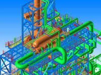 3D Industrial Modeling Services