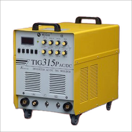 Inverter Based TIG AC/DC Welding Machines