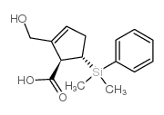 (1R,5S)-5-(Dimethylphenylsilyl)-2-(hydroxymethyl)-