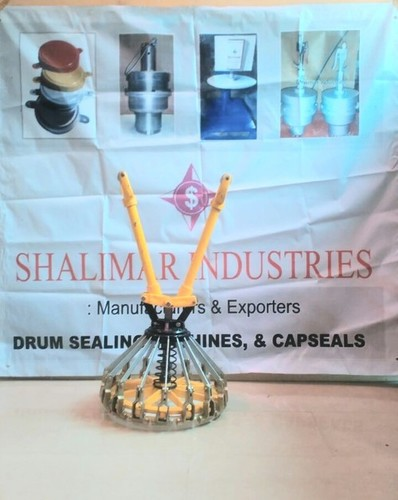 drum sealing machine & capseals