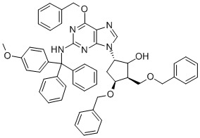 (1S,2S,3S,5S)-5-[2-[[(4-Methoxyphenyl)diphenylmeth