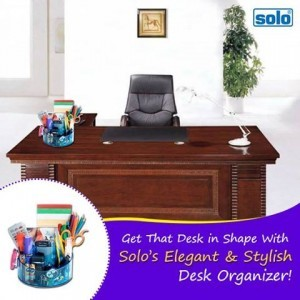 Desk Organizer (Amphitheater