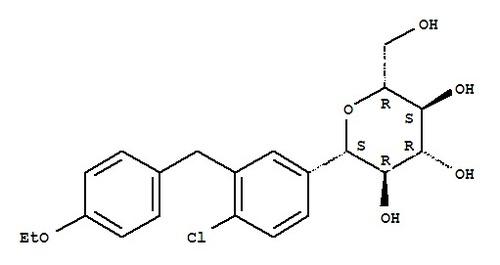 (1S)-1,5-Anhydro-1-C-[3-(benzo[b]thien-2-ylmethyl)
