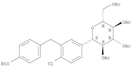 (1S)-1,5-Anhydro-1-C-[4-chloro-3-[(4-ethoxyphenyl)