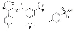 (2R,3S)-2-[(1R)-1-[3,5-Bis(trifluoromethyl)phenyl]