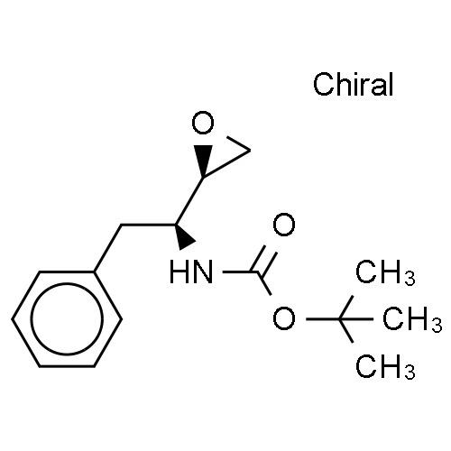 (2R,3S)-3-(tert-Butoxycarbonyl)amino-1,2-epoxy-4-p