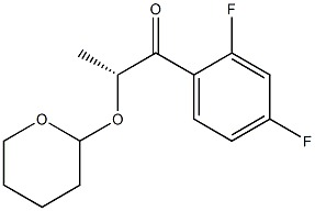 (2R)-1-(2,4-Difluorophenyl)-2-[(tetrahydro-2H-pyra