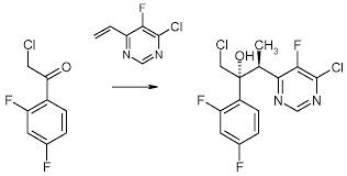 (2R,3S 2S,3R)-2-(2,4-Difluorophenyl)-3-(5-fluoro-4