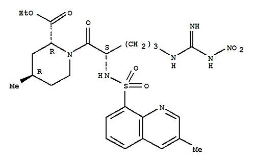 (2R,4R)-1-[(2S)-5-[[Imino(nitroamino)methyl]amino]