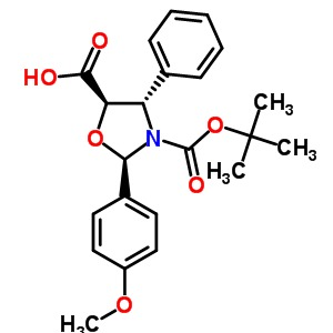 (2R,4S,5R)-3-Benzoyl-2-(4-methoxyphenyl)-4-phenyl-