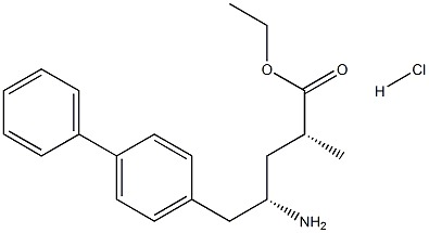 (2R,4S)-4-Amino-5-(biphenyl-4-yl)-2-methylpentanoi