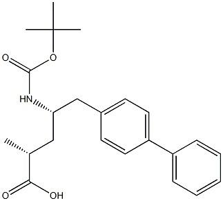 (2R,4S)-5-(Biphenyl-4-yl)-4-[(tert-butoxycarbonyl)