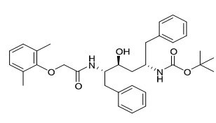(2S,3S,5S)-2-(2,6-Dimethylphenoxyacetyl)amino-3-hy