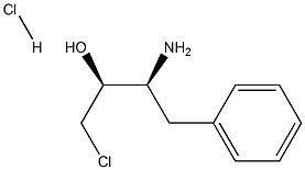 (2S,3S)-3-aMino-1-chloro-4-phenylbutan-2-ol hydroc