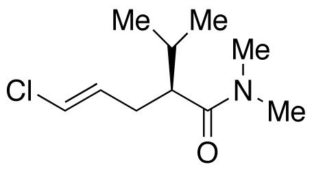 (2S,4E)-5-Chloro-N,N-dimethyl-2-(1-methylethyl)-4-