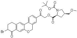 (2S,4S)-4-(Methoxymethyl)-1,2-pyrrolidinedicarboxy