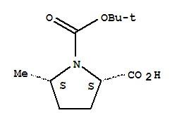 (2S,5S)-N-Boc-5-methylpyrrolidine-2-carboxylic aci