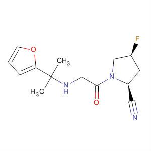 (2S)-1-[[(2-Amino-1,1-dimethylethyl)amino]acetyl]-