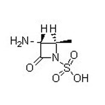 (2S-trans)-3-Amino-2-methyl-4-oxoazetidine-1-sulph